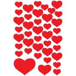 HERMA Sticker DECOR Kleine Herzen