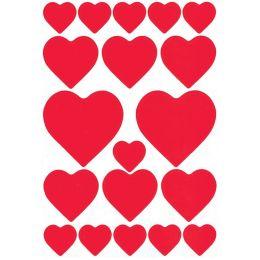 HERMA Sticker DECOR Herzen