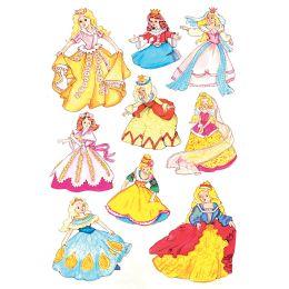 HERMA Sticker DECOR Prinzessinen