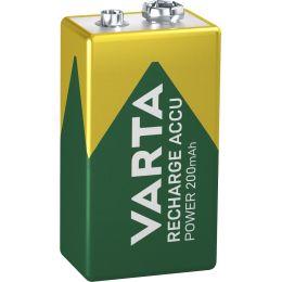 VARTA NiMH Akku Rechargeable Accu, E-Block (6F22)