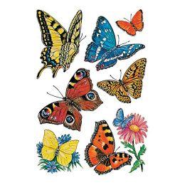 HERMA Sticker DECOR Schmetterlinge