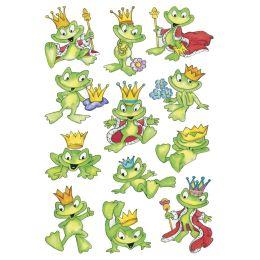 HERMA Sticker DECOR Froschkönig