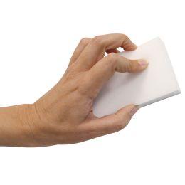 HYGOCLEAN Schmutzradierer, weiß, 10er Pack