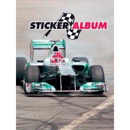 HERMA Stickeralbum Formel 1, DIN A5