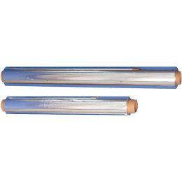 HYGOSTAR Alufolie, Breite: 450 mm, Länge: 150 m, silber