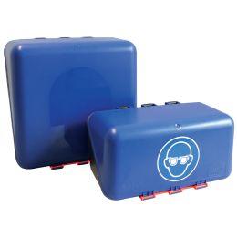 HYGOSTAR Schutzbox für PSA MINI, Kunststoff, blau