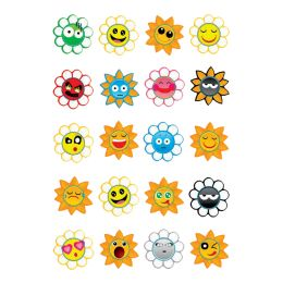 HERMA Sticker MAGIC Crazy Suns, Puffy