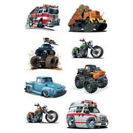 HERMA Sticker DECOR American Cars