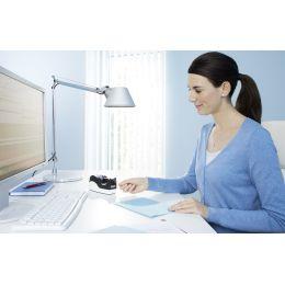 tesa Tischabroller Easy Cut Orca, bestückt, kristall-klar