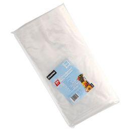 PAPSTAR Gefrierbeutel, 20 Liter, 600 x 400 mm, transparent