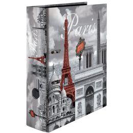 HERMA Motivordner Paris, DIN A4, Rückenbreite: 70 mm