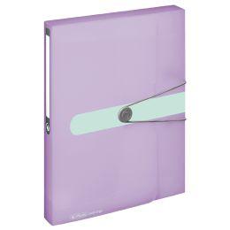 herlitz Sammelbox easy orga to go Pastell, DIN A4, minze-