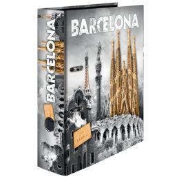 HERMA Motivordner Barcelona, DIN A4, Rückenbreite: 70 mm