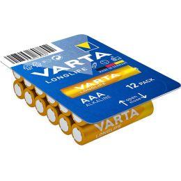 VARTA Alkaline Batterie Longlife BIG BOX, Micro (AAA)
