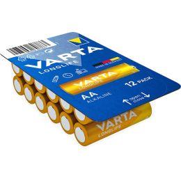 VARTA Alkaline Batterie LONGLIFE BIG BOX, Mignon (AA)