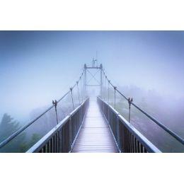 PAPERFLOW Wandbild Swinging Bridge, aus Plexiglas