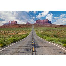 PAPERFLOW Wandbild Monument Valley, aus Plexiglas