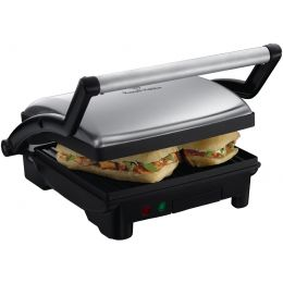 Russell Hobbs Paninigrill Cook@Home 3 in 1