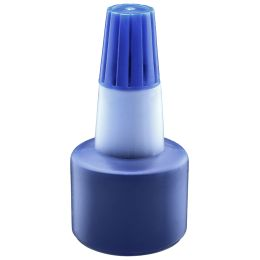 Wonday Stempelfarbe, Inhalt: 30 ml, blau