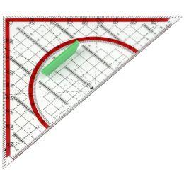Wonday Geodreieck, Hypotenuse: 240 mm