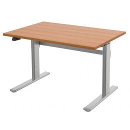Wellemöbel Schreibtisch UP&DOWN 2 - NEW BASIC, (B)1.200 mm