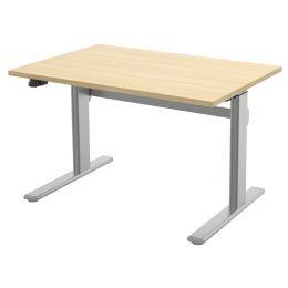 Wellemöbel Schreibtisch UP&DOWN 2 - NEW BASIC, (B)1.600 mm