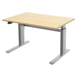 Wellemöbel Schreibtisch UP&DOWN 2 - COMFORT, (B)1.600 mm