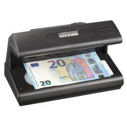 ratiotec Geldschein-Prüfgerät Soldi 185, manuell, schwarz