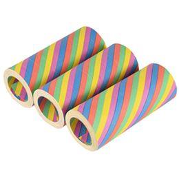 PAPSTAR Riesenluftschlangen Rainbow, aus Papier, 5 Farben