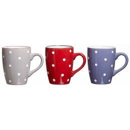 Ritzenhoff & Breker Kaffeebecher Dots, 300 ml