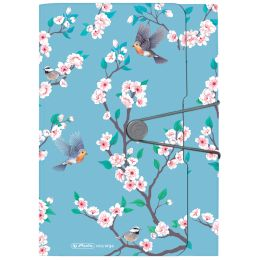 herlitz Fächermappe easy orga to go Ladylike Birds
