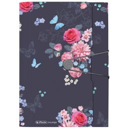 herlitz Fächermappe easy orga to go Ladylike Flowers