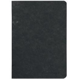 Clairefontaine Notizbuch AGE BAG, DIN A5, liniert, schwarz
