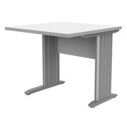 Wellemöbel Schreibtisch YAGO (B)800 mm, Reinweiß