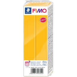 FIMO SOFT Modelliermasse, ofenhärtend, sonnengelb, 454 g