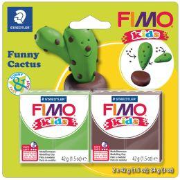 FIMO kids Modellier-Set Funny Cactus