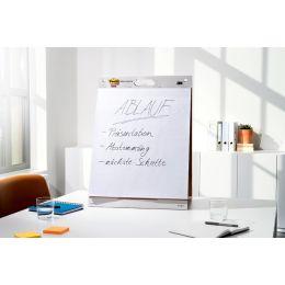 Post-it Meeting Chart Super Sticky, mit Aufsteller, weiß