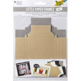 folia Bilderrahmenrohlinge Little Paper Frames BASIC