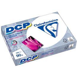 Clairalfa Multifunktionspapier DCP, DIN A4, 120 g/qm, weiß