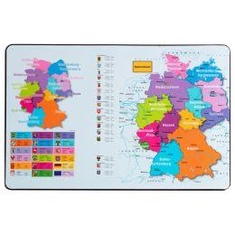 PAGNA Schreibunterlage, Motiv: Deutschlandkarte