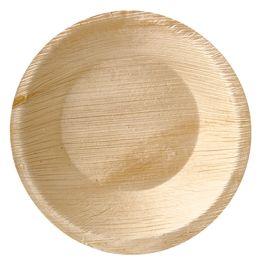 PAPSTAR Palmblatt-Schale pure, rund, 425 ml