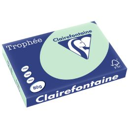 Clairalfa Multifunktionspapier Trophée, A3, 80 g/qm, grau