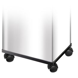 Hailo Abfalleimer Big-Box Swing XL, 52 L, silber