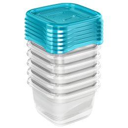 keeeper Frischhaltedose fredo fresh, 90 ml, eckig, blau