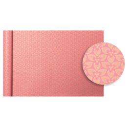 Clairefontaine Geschenkpapier Tiny Rolls Blumen rosa