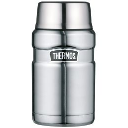 THERMOS Speisegefäß STAINLESS KING, 0,71 Liter, silber