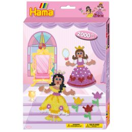 Hama Bügelperlen midi Prinzessinnen, Geschenkpackung