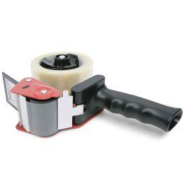 RAPESCO Handabroller 960 für Verpackungsklebeband, schwarz