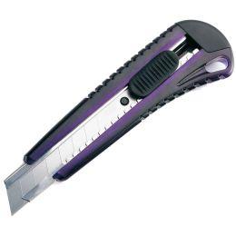 RAPESCO Cutter, Klinge: 18 mm, farbig sortiert