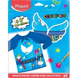 Maped Kinder-Malschürze COLORPEPS, für Größe 104 - 128 cm